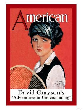 American Magazine: Tennis