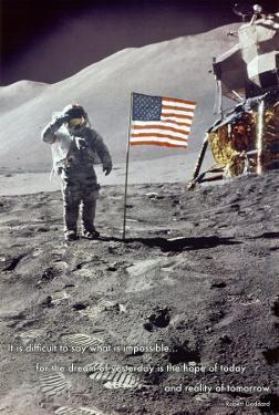 American Moon Landing