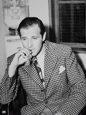 Benjamin 'Bugsy' Siegel (B/W Photo) by American Photographer