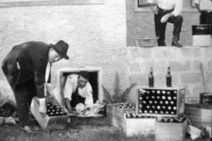 Bootleggers During Prohibition by American Photographer