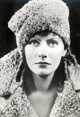 Greta Garbo in the Role of Anna Karenina (B/W Photo) by American Photographer