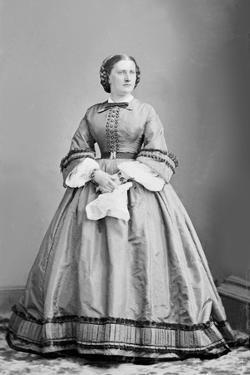 Harriet Lane, c.1860 by American Photographer