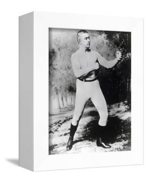 John L. Sullivan by American Photographer