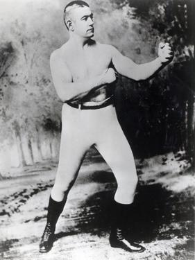 John L. Sullivan by American Photographer