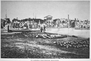 The Ruined City of Richmond, Virginia, at the War's End by American Photographer