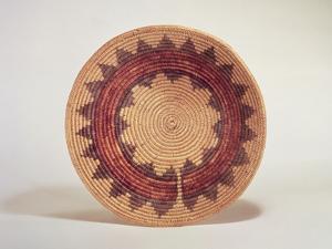Hopi Basket by American School