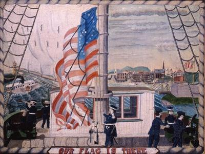 Our Flag is There: Fort McHenry, Baltimore, 1850-1900 by American School