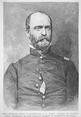 Portrait of Lewis A. Armistead by American School
