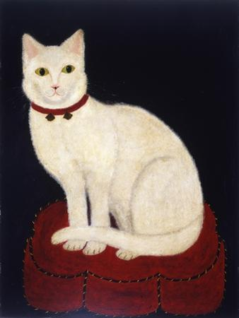 Tinkle, a Cat, 1883 by American School