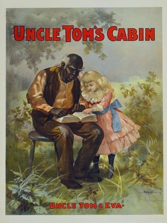 Uncle Tom & Eva, 1899 by American School