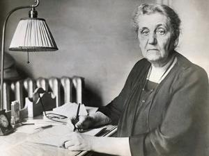American Social Reformer Jane Addams