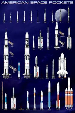 American Space Rockets