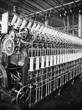 American Woolen Company Machine