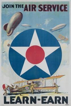 American World War One Poster