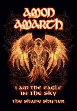 Amon Amarth- Burning Eagle