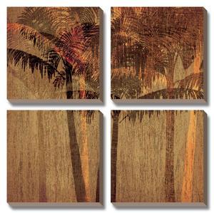 Sunset Palms II by Amori