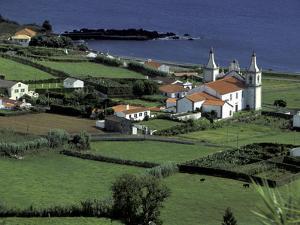 Horta, Azores, Portugal by Amos Nachoum