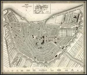 Amsterdam, Netherlands, c.1844