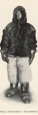 Amundsen, Polar Dress