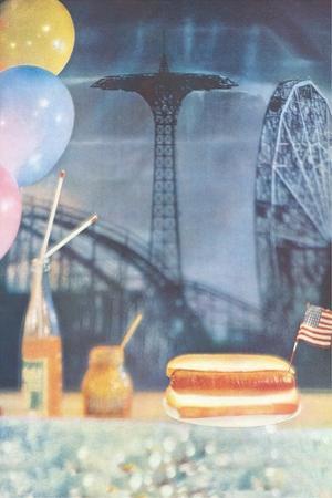 Amusement Park Fare