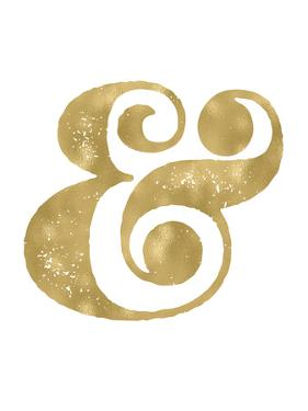 Ampersand Golden White by Amy Brinkman