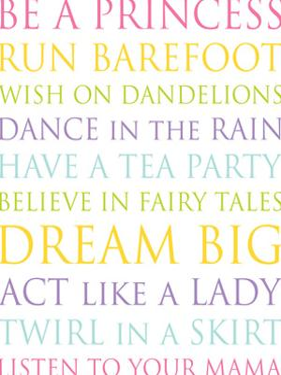 Be A Princess Multi by Amy Brinkman