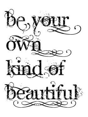 Be Own Beautiful Black by Amy Brinkman