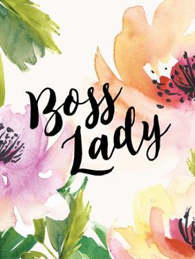 Boss Lady by Amy Brinkman