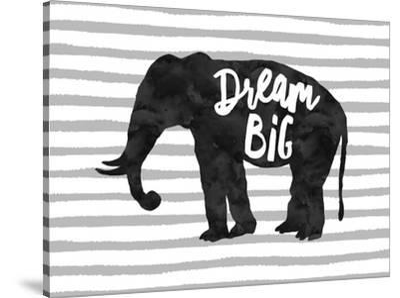Dream Big Elephant by Amy Brinkman