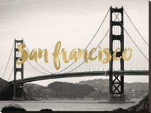 San Francisco Golden Gate by Amy Brinkman