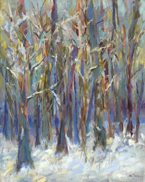 Winter Angels in the Aspen by Amy Dixon