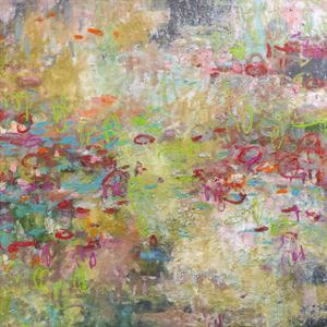 Romantic Garden by Amy Donaldson