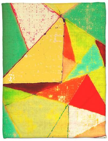 Triangles I by Amy Lighthall