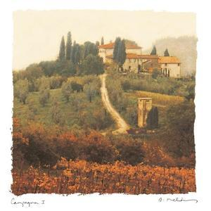 Campagna I by Amy Melious