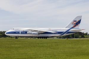 An-124 Ruslan from Volga Dnepr Airlines