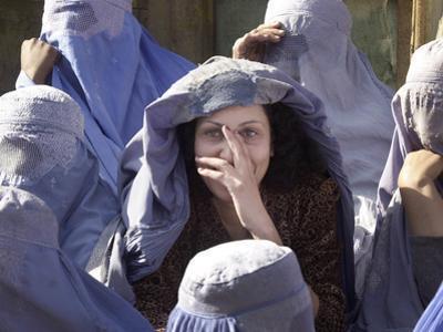 An Afghan Widow