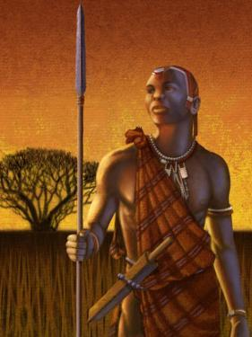 An African Warrior
