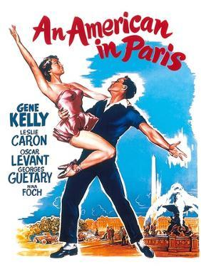 An American In Paris, 1951, Directed by Vincente Minnelli