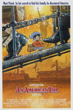 AN AMERICAN TAIL [1986], directed by DON BLUTH.