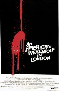 An American Werewolf In London, 1981