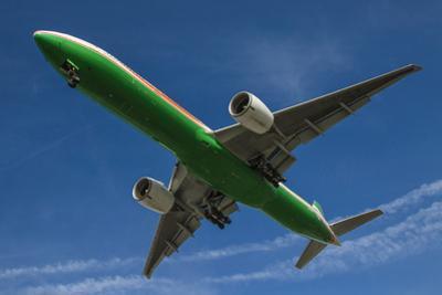 An Eva Airways Boeing 777-300Er