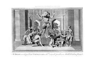 An Image Worshipped by the Chingulais..., Late 18th Century