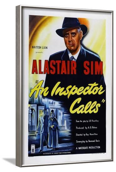 An Inspector Calls--Framed Art Print