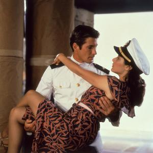 An Officer And A Gentleman, Richard Gere, Debra Winger, 1982
