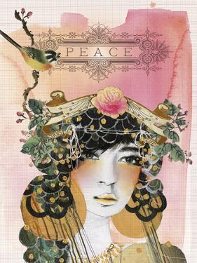 Peace by Anahata Katkin