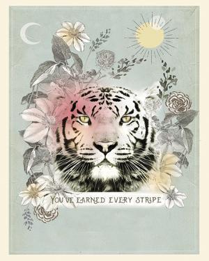 Tiger Stripes by Anahata Katkin