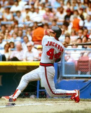 Anaheim Angels - Reggie Jackson Photo