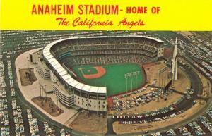Anaheim Stadium, California