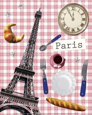 Checked Paris by Anaïs Dulac