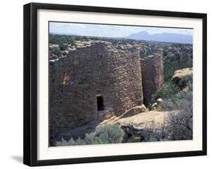 Anasazi Ancestral Puebloan Ruins at Howenweep National Monument, Utah